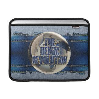 The Denim Revolution MacBook Sleeve