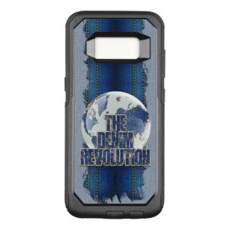 The Denim Revolution OtterBox Commuter Samsung Galaxy S8 Case