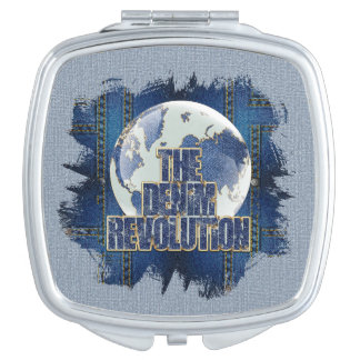 The Denim Revolution Travel Mirrors