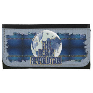 The Denim Revolution Wallet For Women