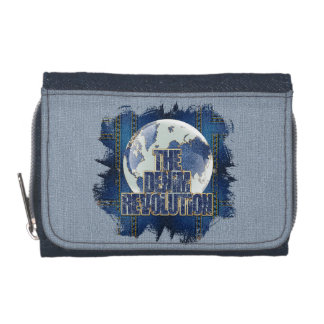 The Denim Revolution Wallets