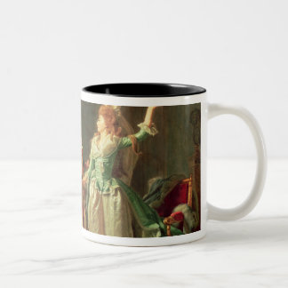The Departure of the Dragoon Guard, 1774-1819 Two-Tone Mug