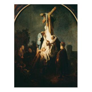 The Deposition, 1632-33 Postcard