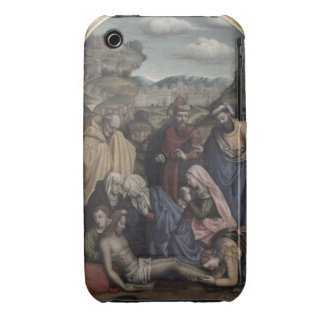 The Deposition (oil on canvas) Case-Mate iPhone 3 Case