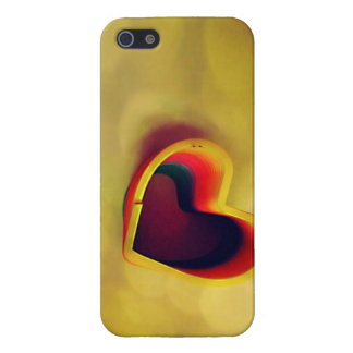 The depth of the heart-IPhone 5 cases iPhone 5 Cover