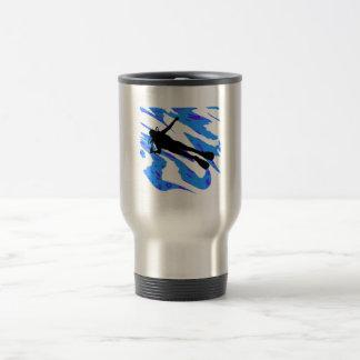 The Descent Travel Mug