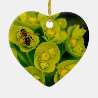 The Desert Gopher Plant Ceramic Ornament