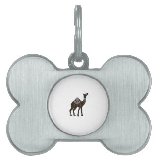 THE DESERT NOMAD PET NAME TAGS