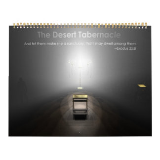 The Desert Tabernacle Wall Calendars
