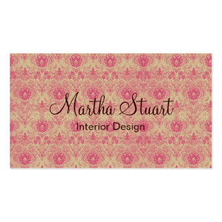 The Design ~ Business Card