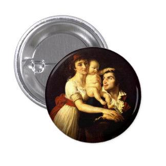 The Desmoulins 3 Cm Round Badge