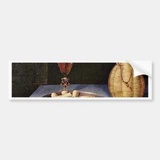 The Dessert,  By Baugin Lubin (Best Quality) Bumper Sticker