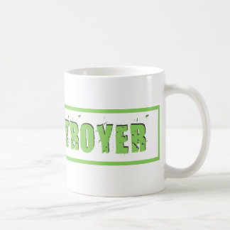 The Destroyer Mugs