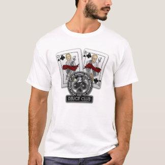 The Deuce Club Pair of Cards T-Shirt