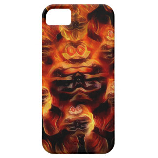 The Devil Barely There iPhone 5 Case