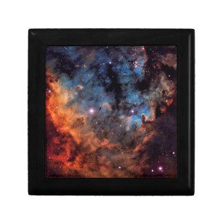 The Devil Nebula Small Square Gift Box