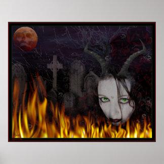 The Devil's Necromancer Poster