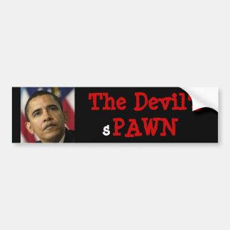 The Devil's sPAWN Bumper Sticker