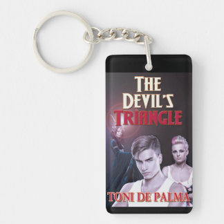 The Devil's Triangle Designer Keychain