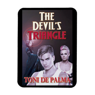The Devil's Triangle Designer Magnet