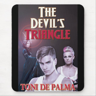 The Devil's Triangle Designer Mousepad