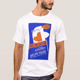 The Dictator Farce 1940 WPA T-Shirt