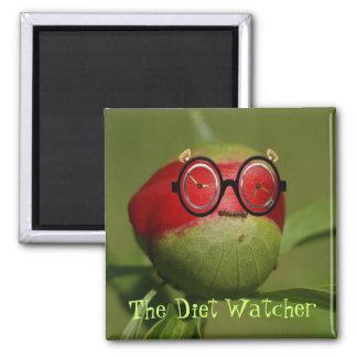 The Diet Watcher Magnet