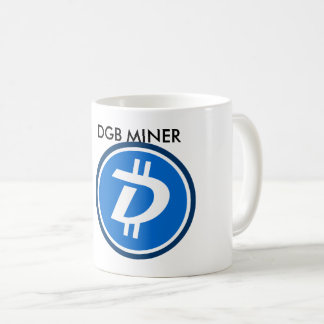 The Digibyte Miner MUG