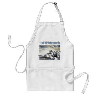 The Dimension Zone Adult Apron
