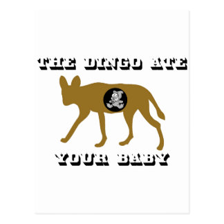 The Dingo Ate Your Baby Postcards