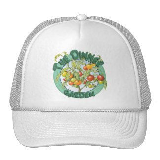 The Dinner Garden Baseball Hat
