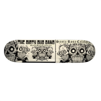 The Dirty Dub Band Skate Skateboards