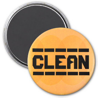The Dishes Are Clean 7.5 Cm Round Magnet