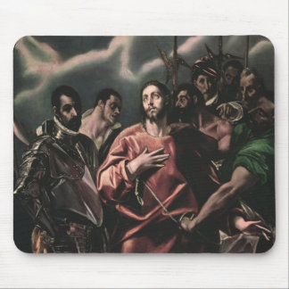 The Disrobing of Christ Mouse Pad