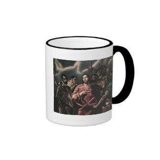 The Disrobing of Christ Coffee Mug
