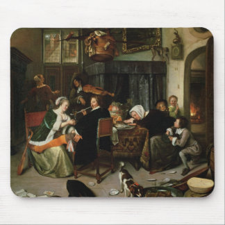 The Dissolute Household, 1668 Mouse Pad