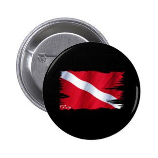 The Dive Flag Collection Pin