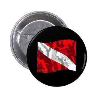 The Dive Flag Collection Button