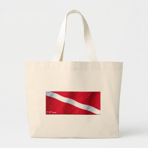 The Dive Flag Collection Bag