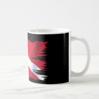 The Dive Flag Collection Basic White Mug