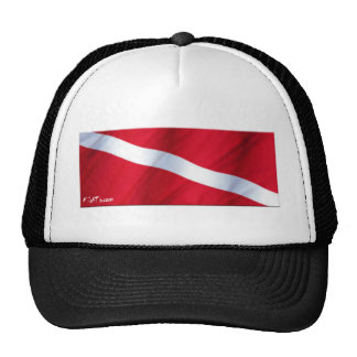 The Dive Flag Collection Trucker Hat