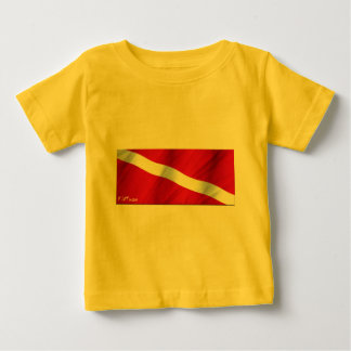 The Dive Flag Collection Infant T-Shirt