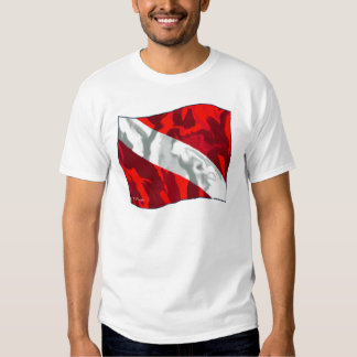 The Dive Flag Collection Tee Shirts