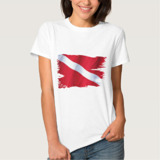 The Dive Flag Collection Tshirt