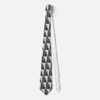 The Diver Tie