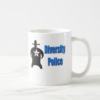 The Diversity Police Coffee Mug