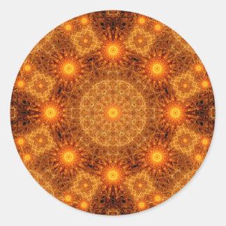 The Divine Matrix Round Sticker
