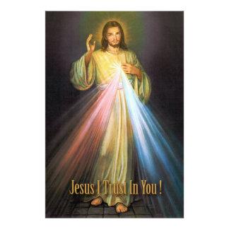 THE DIVINE MERCY DEVOTIONAL IMAGE PHOTO PRINT