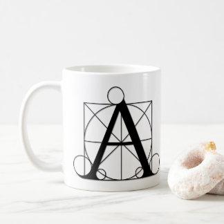 The Divine Proportion - A Coffee Mug