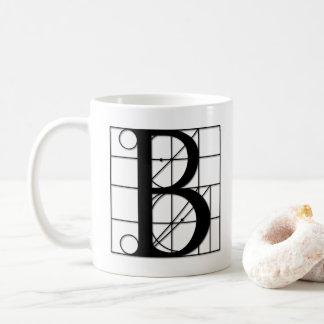The Divine Proportion - B Coffee Mug
